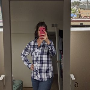 Women's Rail plaid shirt